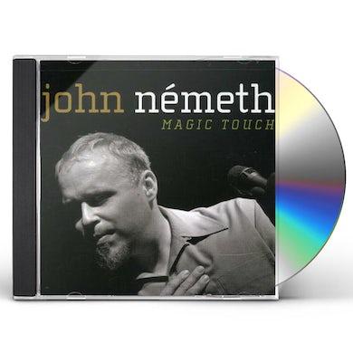 John Nemeth MAGIC TOUCH CD