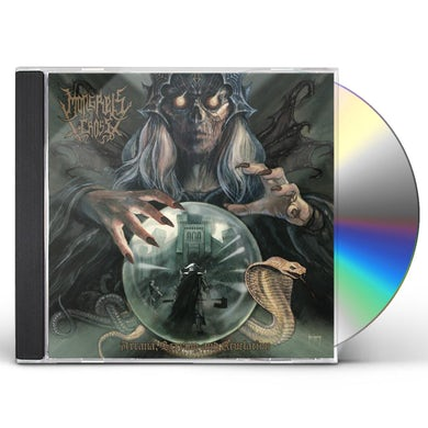 Mongrel'S Cross Arcana  Scrying And Revelation CD