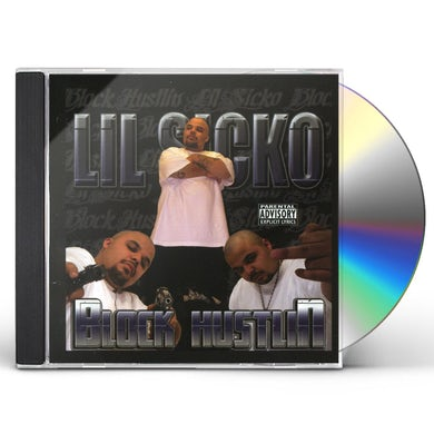 Lil Sicko BLOCK HUSTLIN CD