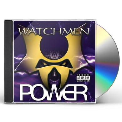 Watchmen POWER CD