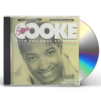 Sam Cooke AND THE SOUL STIRRERS CD
