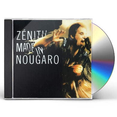 Claude Nougaro ZENITH MADE IN NOUGARO CD