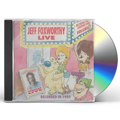 Jeff Foxworthy LIVE CD