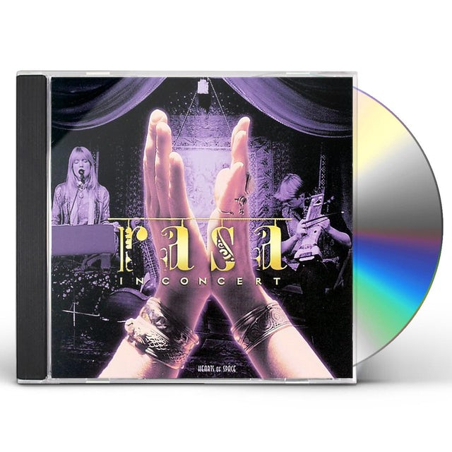 Rasa IN CONCERT CD