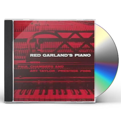 RED GARLAND'S PIANO CD