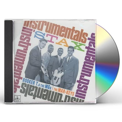 Booker T. & the M.G.'s STAX INSTRUMENTALS CD