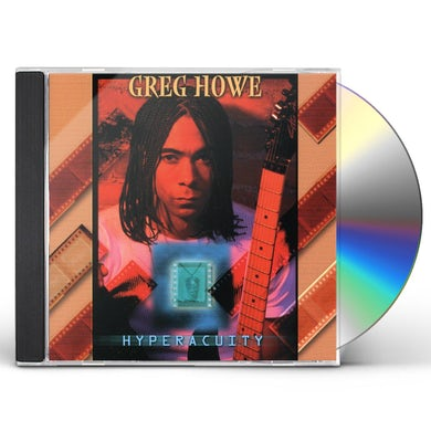 Greg Howe HYPERACUITY CD
