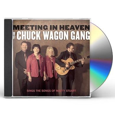 MEETING IN HEAVEN: THE CHUCK WAGON GANG SINGS THE CD