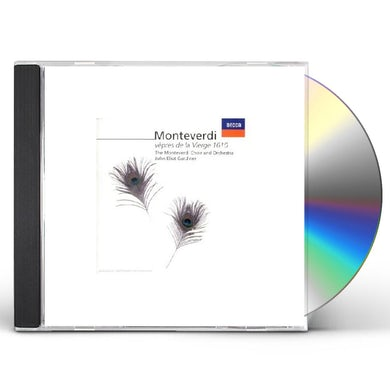 MONTEVERDI-VEPRO DELLA BEATA VERGIN CD