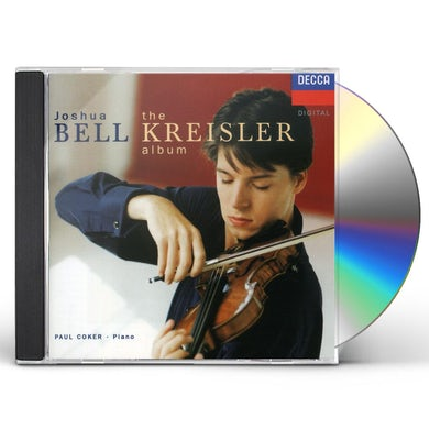 Joshua Bell KRIESLER ALBUM CD