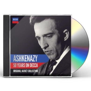 Vladimir Ashkenazy 50 YEARS ON DECCA CD