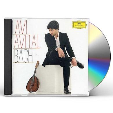 Avi Avital BACH CD