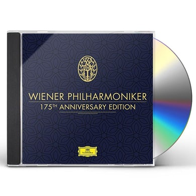 WIENER PHILHARMONIKER 175TH ANNIVERSARY EDITION CD