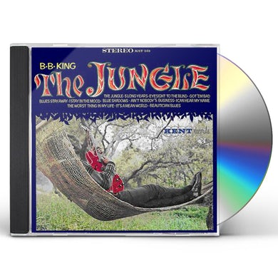 B.B. King JUNGLE CD