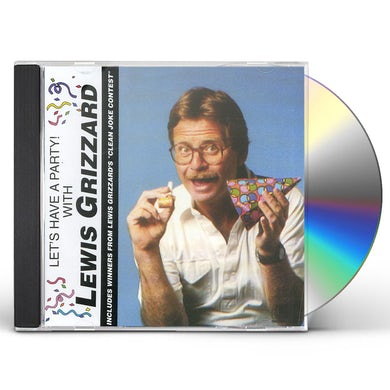 LET'S HAVE A PARTY WITH LEWIS GRIZZARD CD