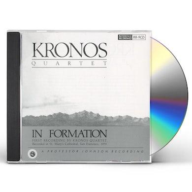 Kronos Quartet IN FORMATION CD