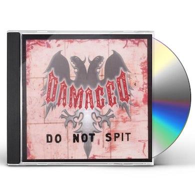 Damaged NO NOT SPLIT CD