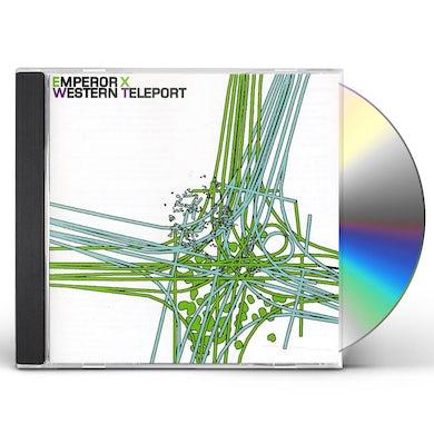 Emperor X WESTERN TELEPORT CD