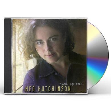 Meg Hutchinson COME UP FULL CD