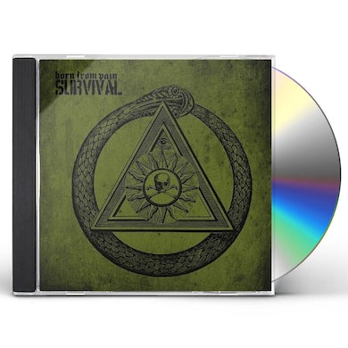 Born From Pain SURVIVAL CD