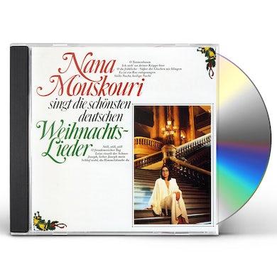 Nana Mouskouri SINGT DIE SCHOENSTEN DEUTSCH CD