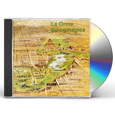 Le Orme SMOGMAGICA CD