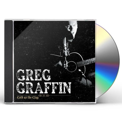 Greg Graffin COLD AS THE CLAY CD
