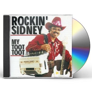 Rockin Sidney MY ZYDECO SHOES GOT CD
