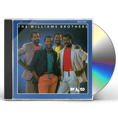 Williams Brothers HAND IN HAND CD