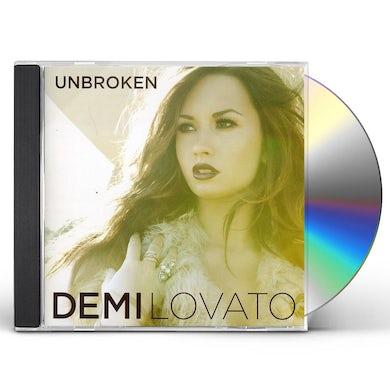 Demi Lovato UNBROKEN: INTERNATIONAL EDITION CD