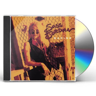 Sass Jordan SASS: BEST OF CD