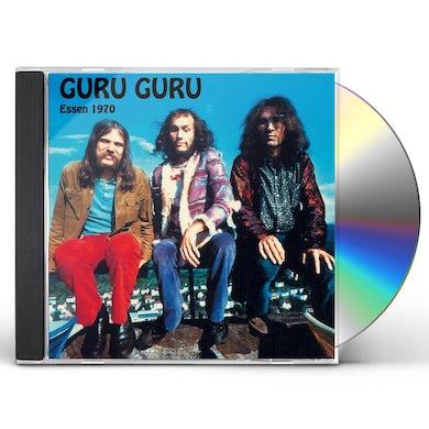 Guru Guru Live In Essen 1970 CD