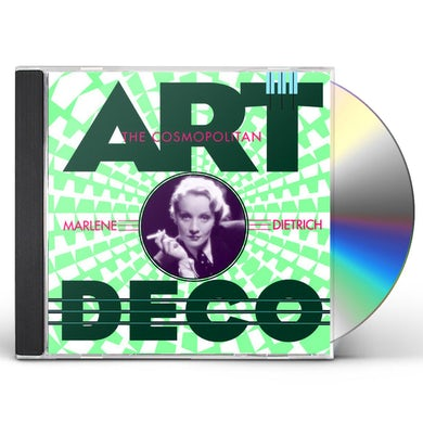 COSMOPOLITAN MARLENE DEITRICH CD
