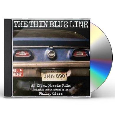 Philip Glass THIN BLUE LINE Original Soundtrack CD