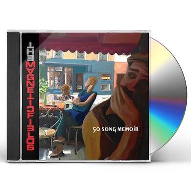 The Magnetic Fields 50 SONG MEMOIR CD