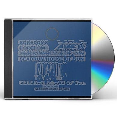 Boredoms SEADRUM: HOUSE OF SUN CD