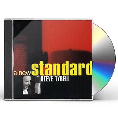 Steve Tyrell NEW STANDARD CD