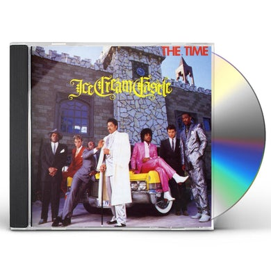 Time ICE CREAM CASTLE CD