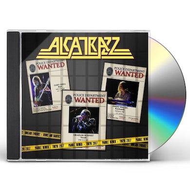 Alcatrazz Parole Denied: Tokyo 2017 CD