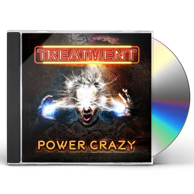 Treatment Power Crazy CD