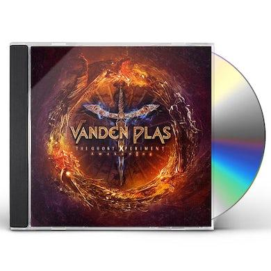 Ghost xperiment awakening cd CD