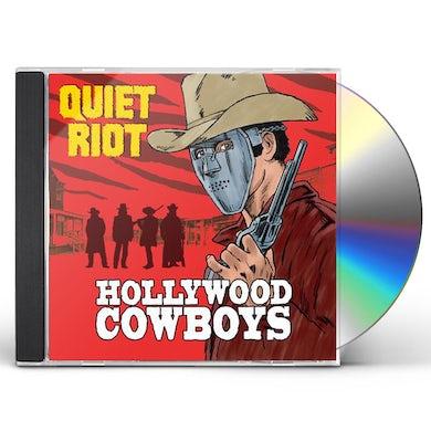 Quiet Riot Hollywood cowboys CD
