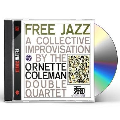 Ornette Coleman FREE JAZZ (WITH BONUS TRACKS) CD