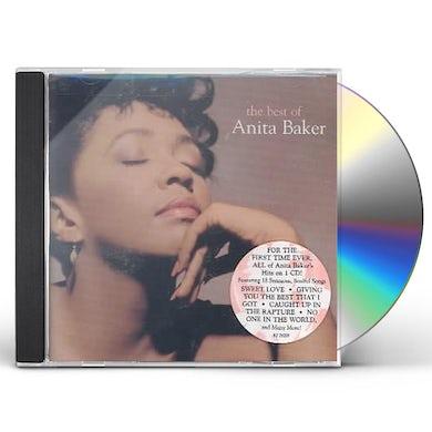 Anita Baker BEST OF CD