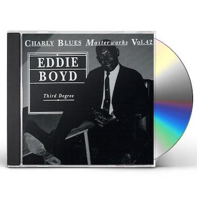 Eddie Boyd THIRD DEGREE CD