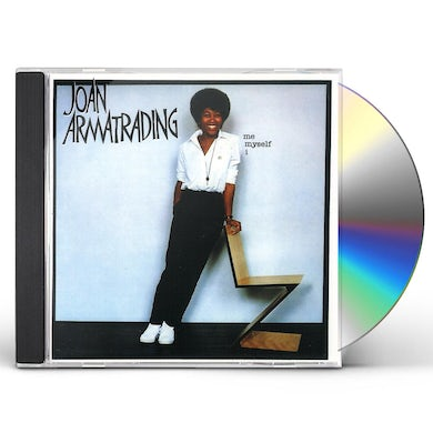 Joan Armatrading ME MYSELF I (REMASTERED) CD