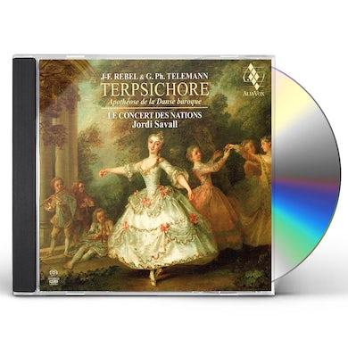 Terpsichore: Apotheose De La Danse Baroque CD