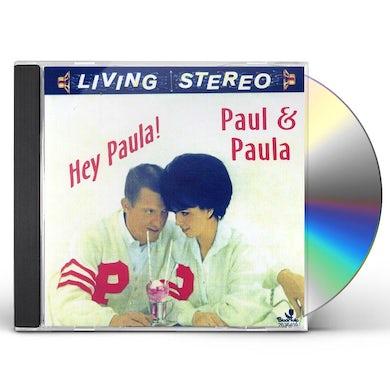 Paul & Paula HEY PAULA CD