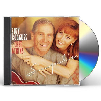 SUZY BOGGUSS & CHET ATKINS: SIMPATICO CD