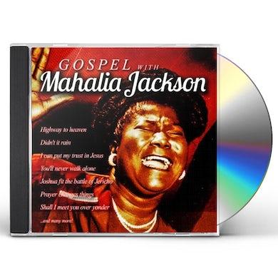 GOSPEL WITH MAHALIA JACKSON CD
